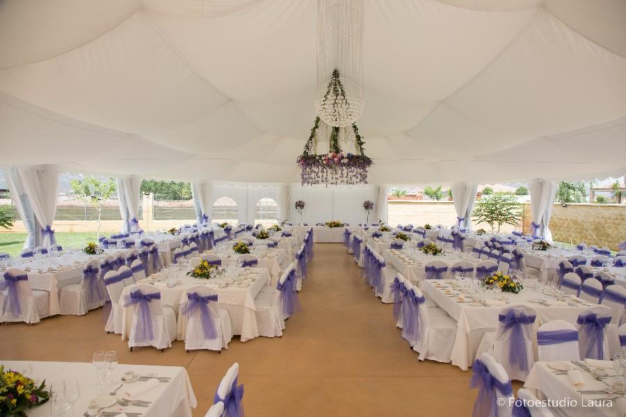 ESpacios de boda en Ciudad Real Los pucheros