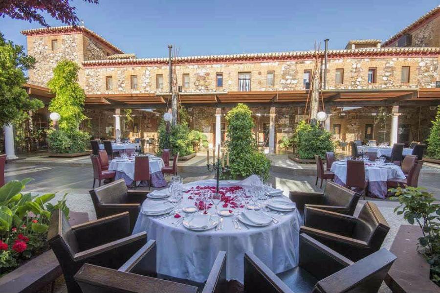 Espacios de boda en Ciudad Real Palacio de la Serna ok
