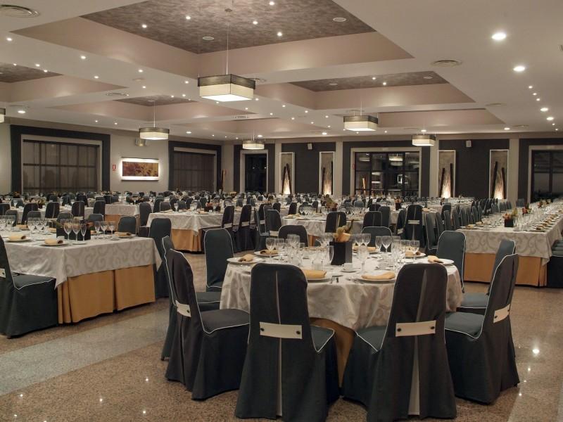 Espacios para boda en Ciudad Real Villa Soprano