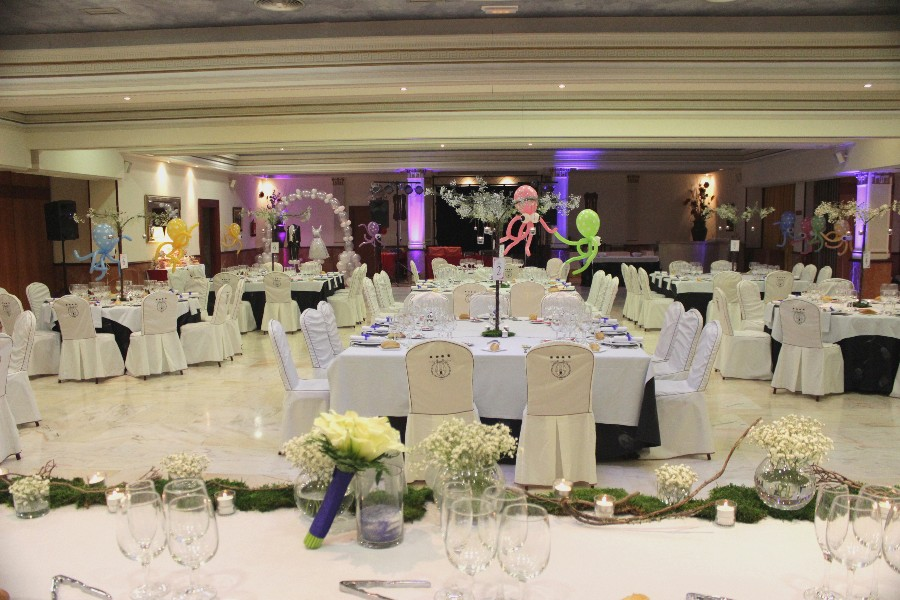 hoteles de bodas en Ciudad Real Santa Cecilia