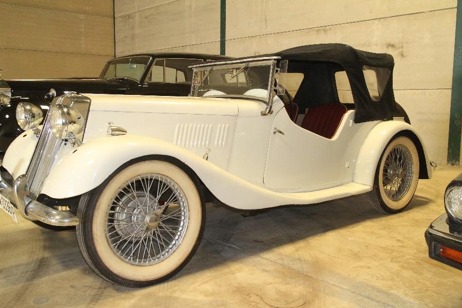 coches de boda en extremadura clasico