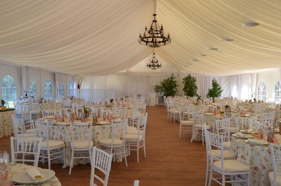 como elegir el espacio de la boda Pichon