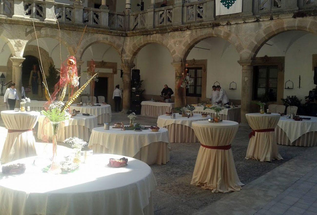 Espacios de bodas en Badajoz: 10 lugares con encanto para un evento único