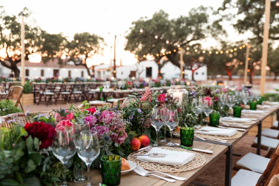espacios de boda en badajoz las rozas