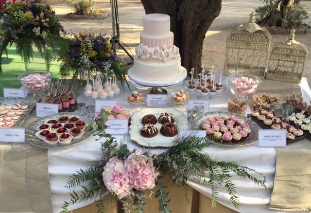 7 ideas originales para los postres de la boda: dulces para conquistar