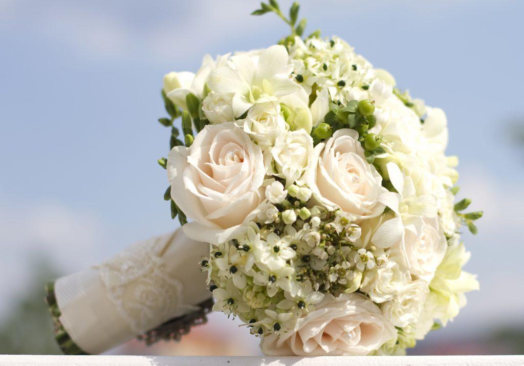 tipos de ramos de novia bouquet
