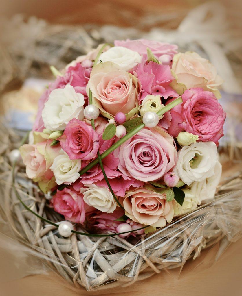 tipos de ramos de novia joya