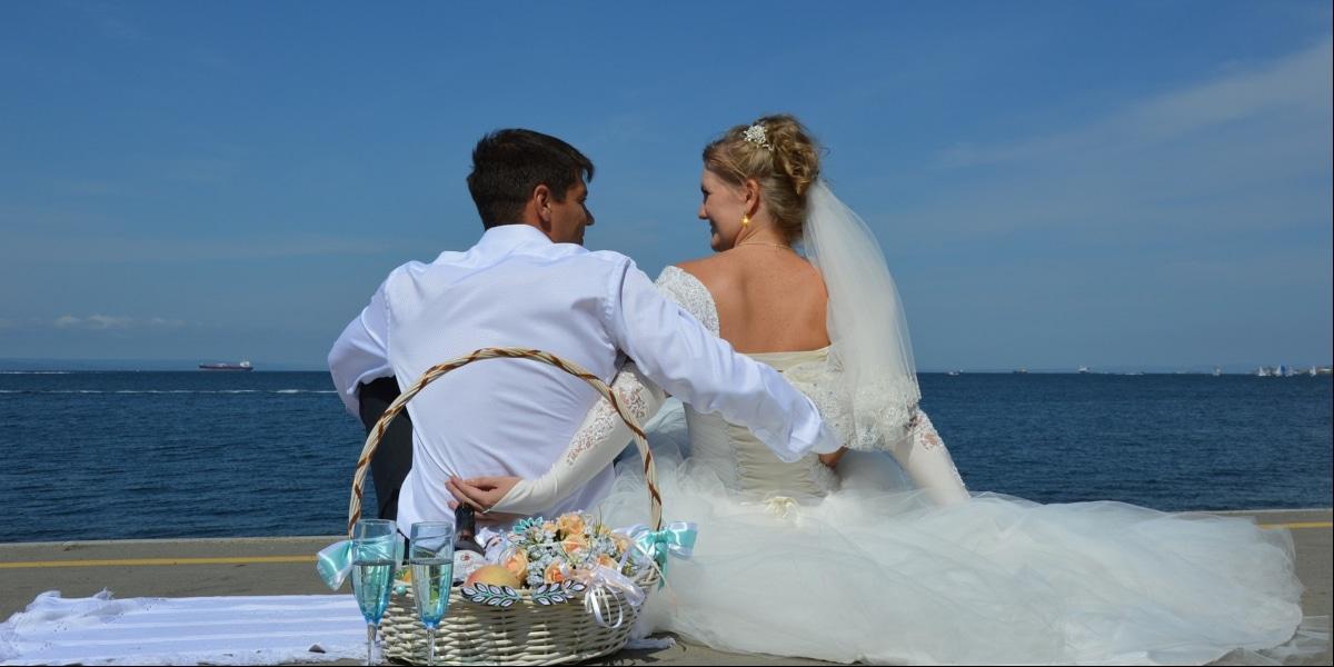 Ventajas de celebrar una boda de mañana incluso en verano