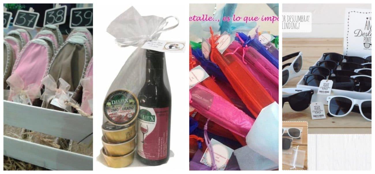 10 regalos originales para invitadas de boda que se llevarán a casa
