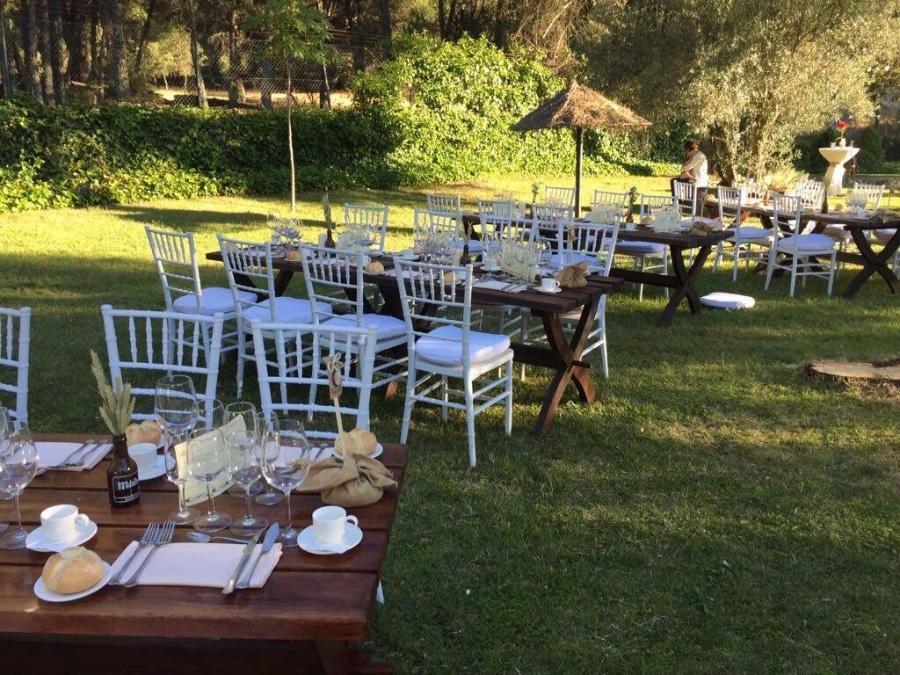 espacios de boda en toledo Prado del arca