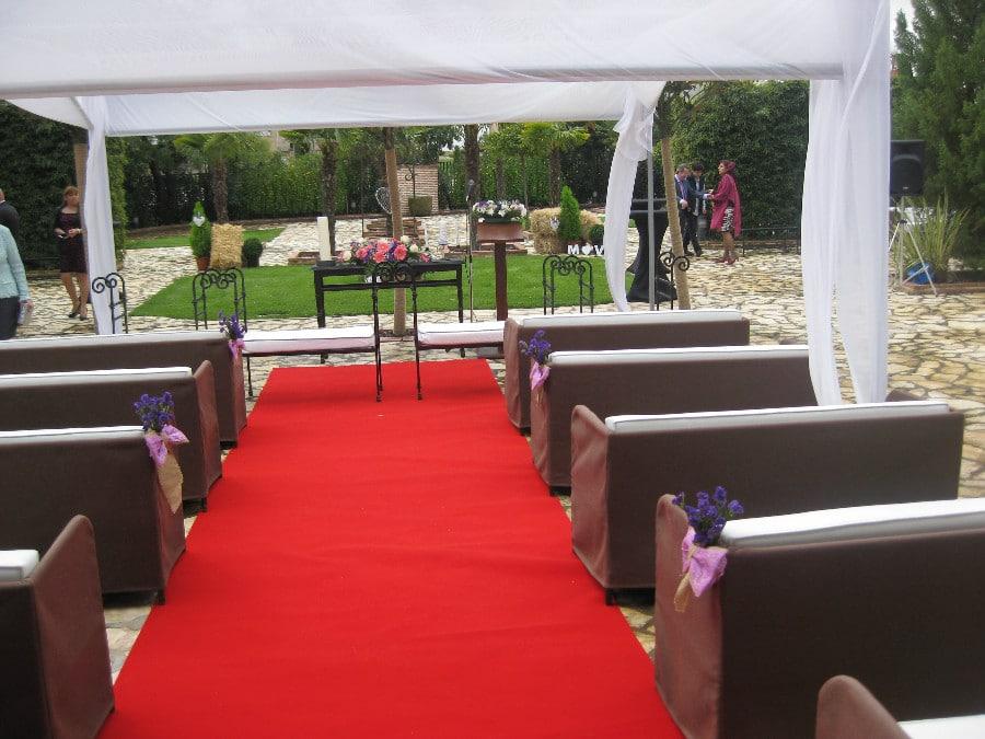 espacios de boda en toledo Salones Antonio