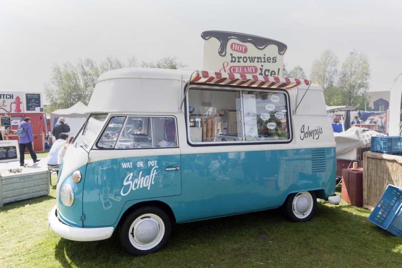 Food trucks para bodas: los 5 mejores momentos para incorporarlos al banquete