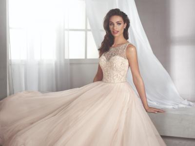 vestidos de novia badajoz | ellas | bodaeventos.es