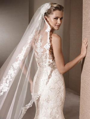 vestidos de novia para una ceremonia perfecta