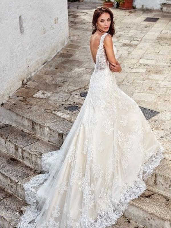 isabel aguado novias | fotos | vestidos de novia